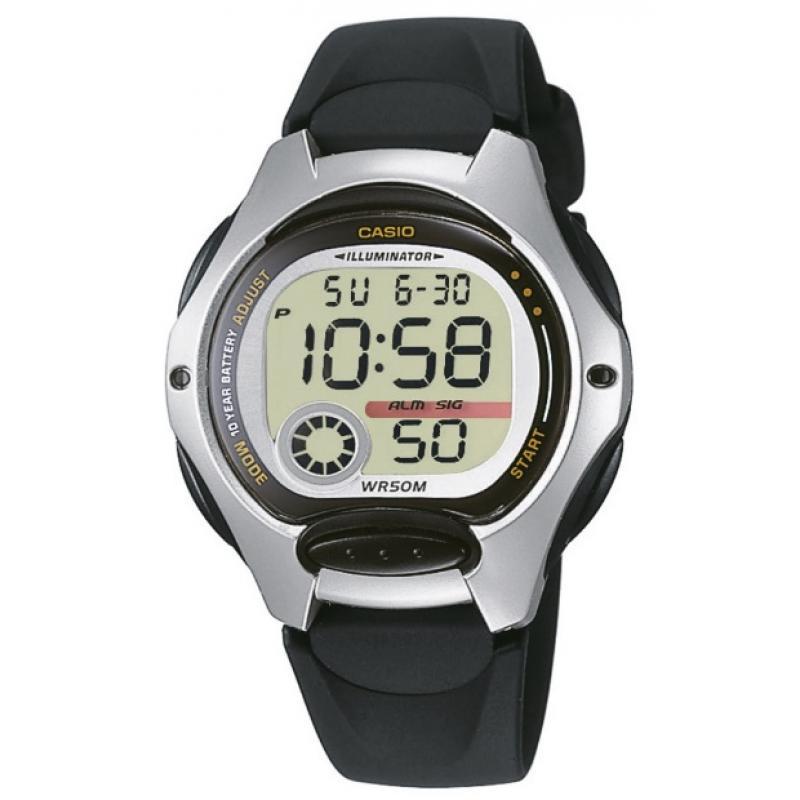 Dámské hodinky CASIO LW-200-1AVEF