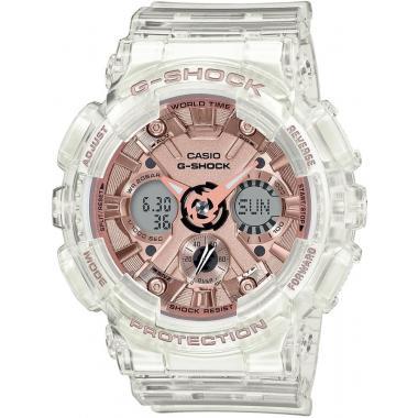Dámské hodinky CASIO G-SHOCK GMA-S120SR-7AER