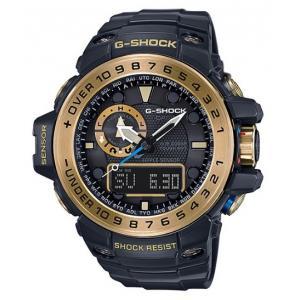 3D náhled. Pánské hodinky CASIO G-SHOCK Gulfmaster GWN-1000GB-1A a746e91eae