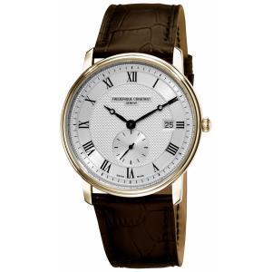 Pánské hodinky FREDERIQUE CONSTANT Classic Slimline FC-245M5S5