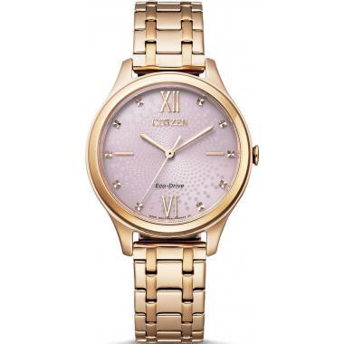 Dámské hodinky CITIZEN Elegant Eco-Drive EM0503-75X