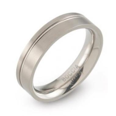 Titanový prsten BOCCIA 0149-01
