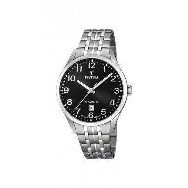 Pánské hodinky FESTINA Titanium Date 20466/3
