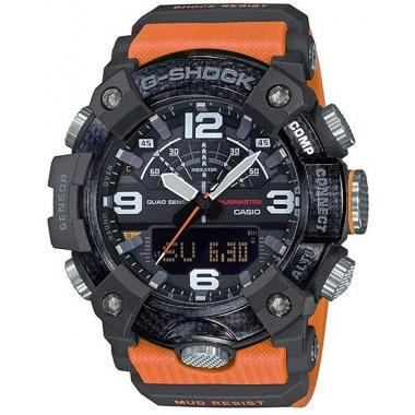 Hodinky CASIO G-Shock Mudmaster Carbon Core Guard GG-B100-1A9ER
