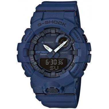 Pánské hodinky CASIO G-SHOCK Bluetooth GBA-800-2AER
