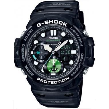 Pánské hodinky CASIO G-SHOCK Gulfmaster GN-1000MB-1A