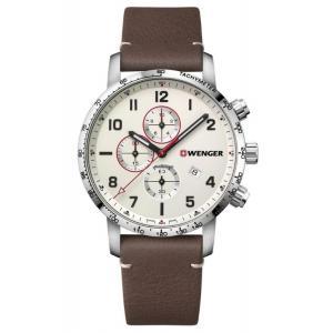 Pánské hodinky WENGER Attitude Chrono 01.1543.113