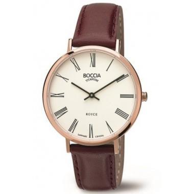 Dámské hodinky BOCCIA TITANIUM 3590-07