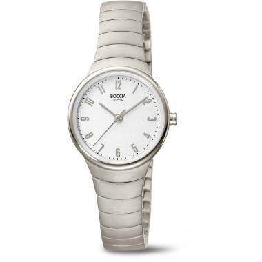 Dámské hodinky BOCCIA TITANIUM 3319-01