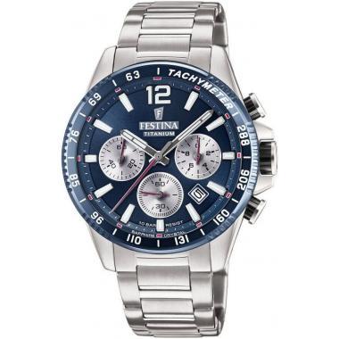 Pánské hodinky FESTINA TITANIUM SPORT 20520/2