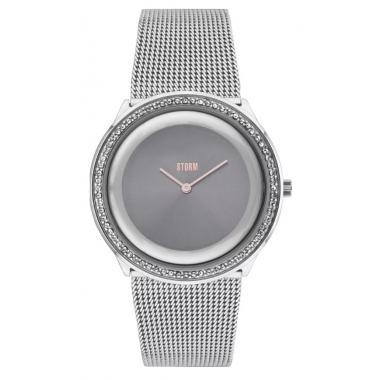Dámské hodinky STORM Zuzori Crystal - Grey 47374/GY