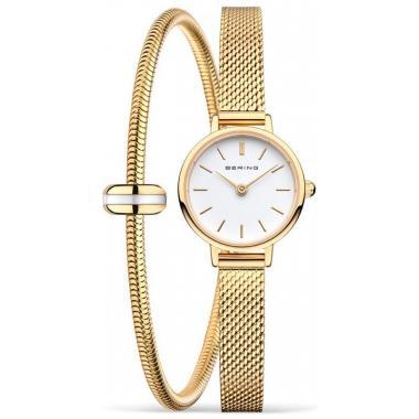 Dámské hodinky Bering Classic 11022-334-SET19