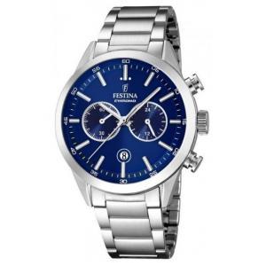 Pánské hodinky FESTINA Timeless Chronograph 16826/B