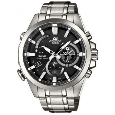 Pánské hodinky CASIO Edifice Tough Solar Bluetooth EQB-510D-1A