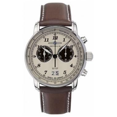 Pánské hodinky ZEPPELIN LZ 127 8684-5