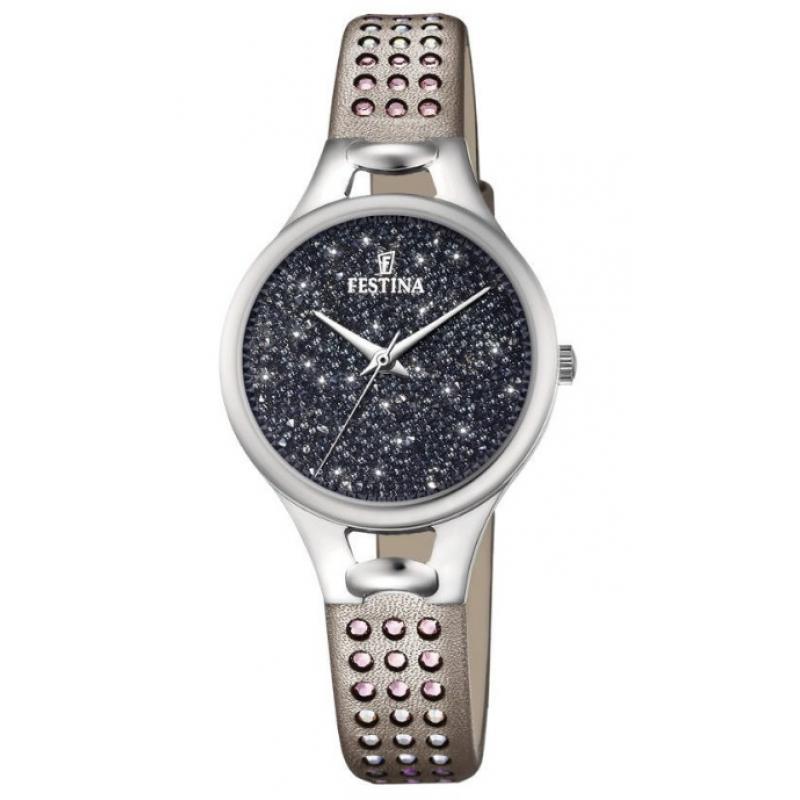 Dámské hodinky FESTINA Swarovski 20407/3