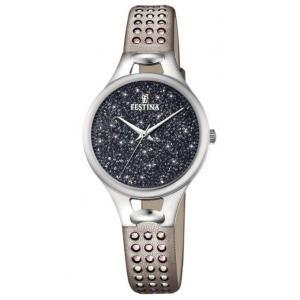67412dfc2f2 3D náhled. Dámské hodinky FESTINA Swarovski 20407 3