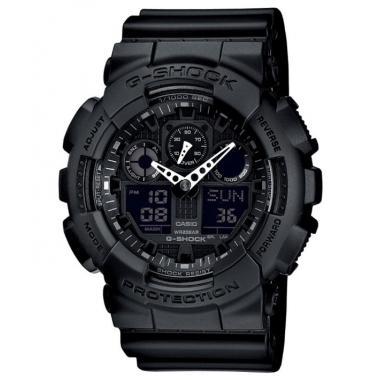 Pánské hodinky CASIO G-SHOCK GA-100-1A1