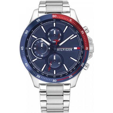 Pánské hodinky Tommy Hilfiger Bank 1791718