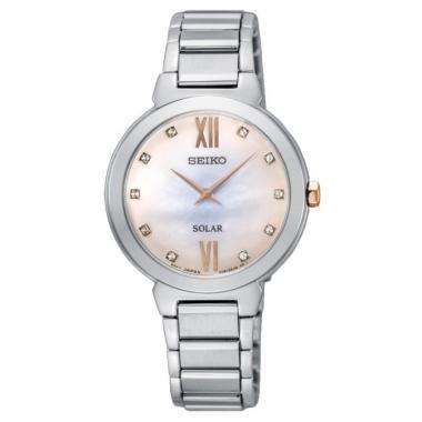 Dámské hodinky SEIKO Solar SUP381P1