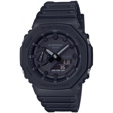 Pánské hodinky CASIO G-SHOCK Original Carbon Core Guard GA-2100-1A1ER