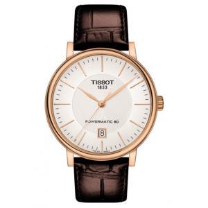 Pánské hodinky TISSOT Carson Powermatic 80 T122.407.36.031.00