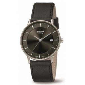 Pánské hodinky BOCCIA TITANIUM 3607-01