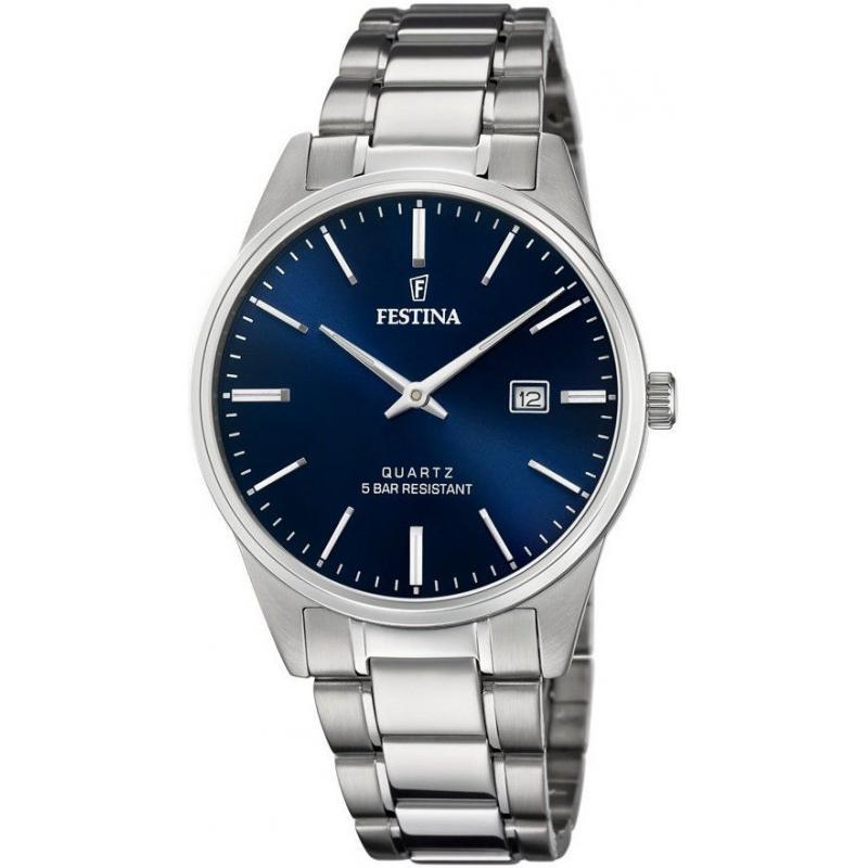 Pánské hodinky FESTINA Classic Bracelet 20511/3
