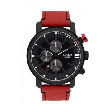 Pánské hodinky LOSER Legacy Red Viper LOS-L03