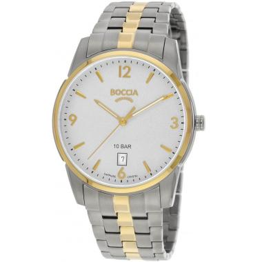 Pánské hodinky BOCCIA TITANIUM  3632-02