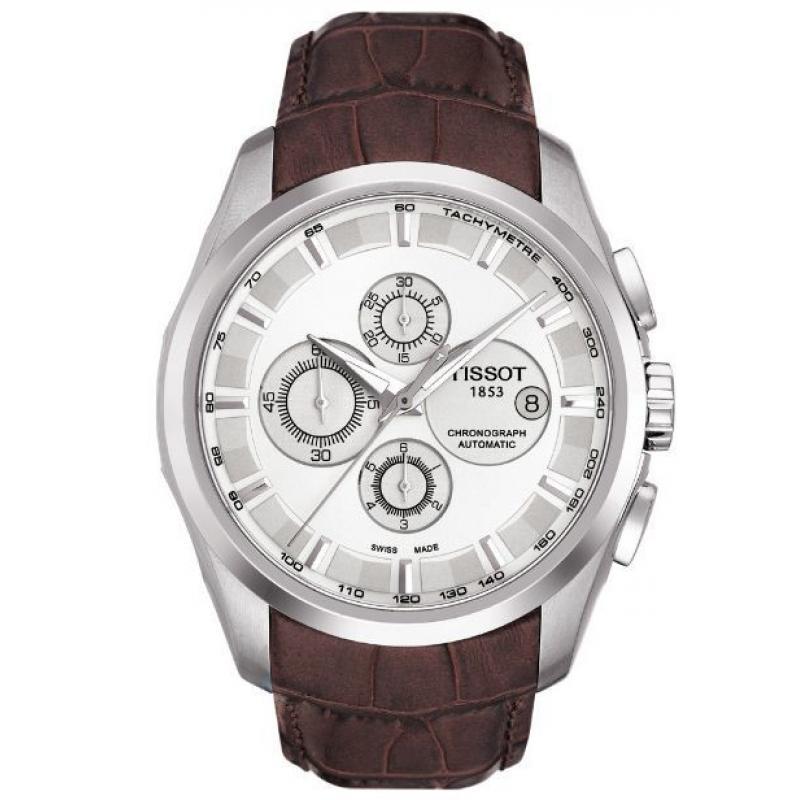 Pánské hodinky Tissot Couturier Automatic Chronograph T035.627.16.031.00