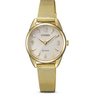 Dámské hodinky CITIZEN Elegant Eco-Drive EM0687-89P