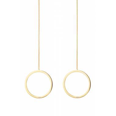Náušnice STORM Aria  Gold 9980852/GD