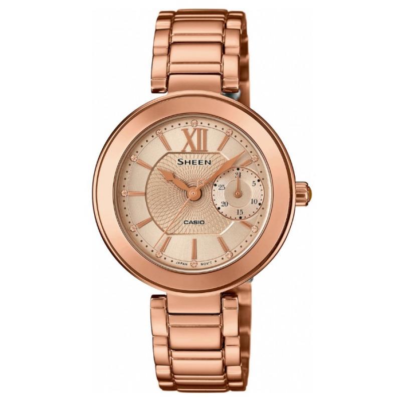 Dámské hodinky SHEEN SHE-3050PG-7A