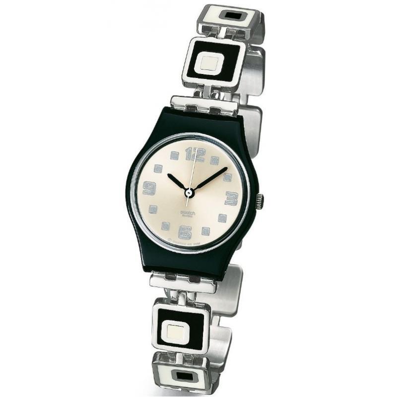 1141df05c3d 3D náhled. Dámské hodinky SWATCH Chessboard LB160G