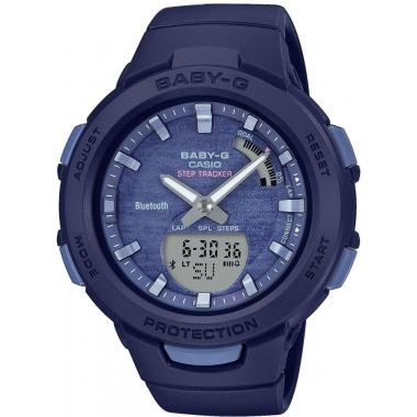 Dámské hodinky CASIO Baby-G BSA-B100AC-2AER