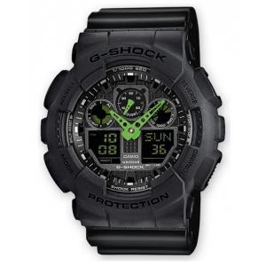 Pánské hodinky CASIO G-SHOCK GA-100C-1A3ER