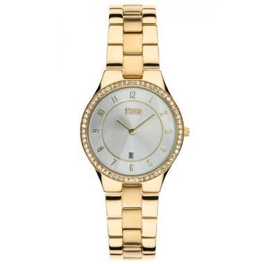 5b76db38b14 Dámské hodinky STORM Slim X Crystal Gold 47189 GD