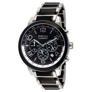 59f97859fcb Pánské hodinky PRIM Ceramic Chrono W01P.13019.A
