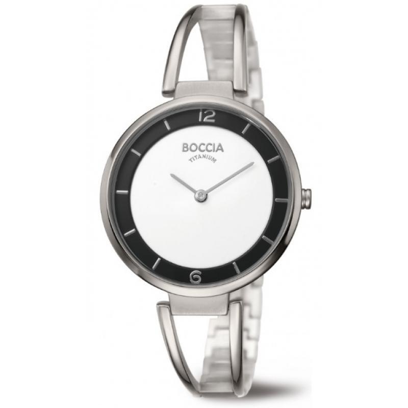 Dámské hodinky BOCCIA TITANIUM 3260-01