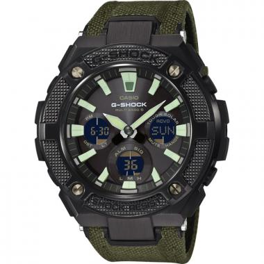 Pánské hodinky CASIO G-SHOCK G-Steel GST-W130BC-1A3