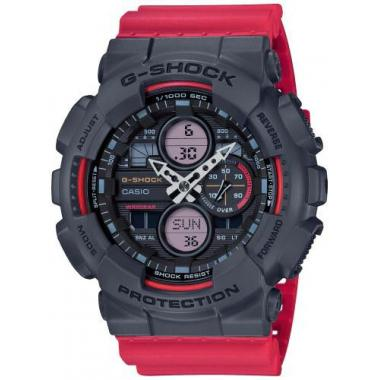 Pánské hodinky CASIO G-shock GA-140-4AER