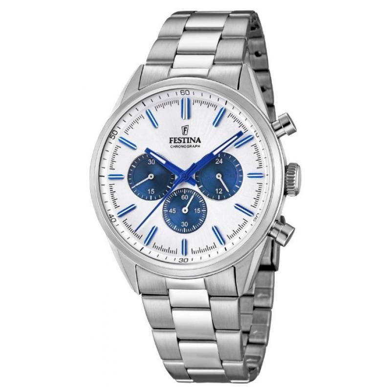 Pánské hodinky FESTINA Timeless Chronograph 16820/5