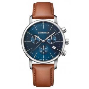 Pánské hodinky WENGER Urban Classic Chrono 01.1743.104