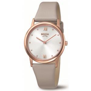 Dámské hodinky BOCCIA TITANIUM 3265-03