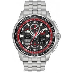 Pánské hodinky CITIZEN Super Skyhawk Red Arrows JY8059-57E