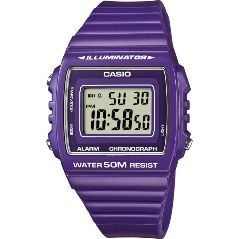 Unisex hodinky CASIO W-215H-6A
