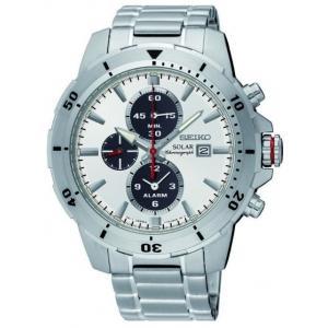 Pánské hodinky SEIKO Solar Chronograph SSC553P1