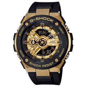 Pánske hodinky CASIO G-SHOCK G-Steel GST-400G-1A9