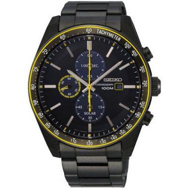 Pánské hodinky SEIKO Solar Chronograph SSC723P1